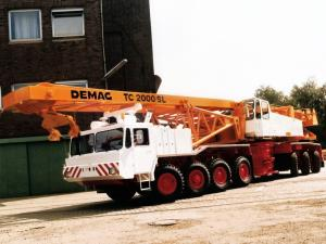 1980 DEMAG TC 2000 SL